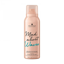Schwarzkopf Mad About Waves Dry Shampoo 150 Ml | 4045787394764