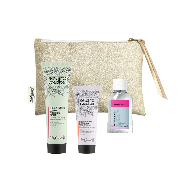 Helen Seward Gift Set Inclusief Gratis Glamour Bag | 7424929173134