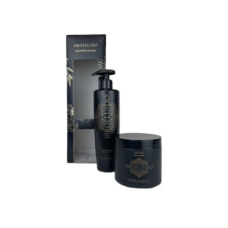 Orofluido Orofluido Original Gift Set 2 x 500 ml | 8432225108643