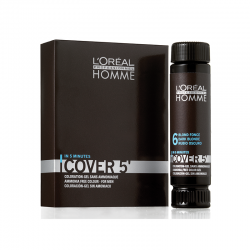 Loreal Professionnel Homme Cover 5 nr 4 3x50 ml | 3474634006474
