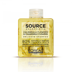 Loreal Professionnel Source Essentielle Delicate Shampoo Calendula Flowers & Chamomile Flowers 300 ml | 30165502
