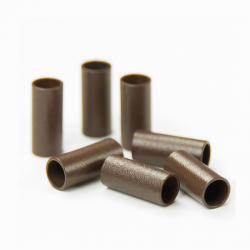 Balmain 100 Brown Micro Rings 2 Pullers | 8718969479899