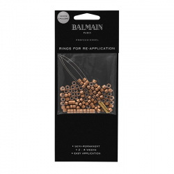 Balmain Soft Rings Black 100 St | 8718144391732
