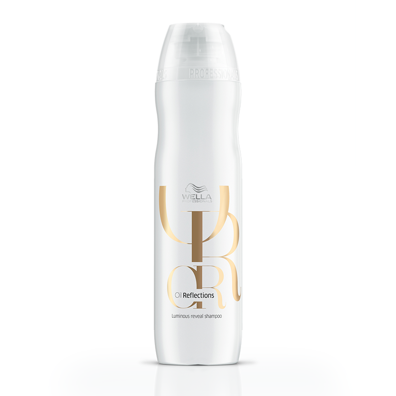 Wella Oil Reflections Luminous Reveal Shampoo 250 ml   4015400792611