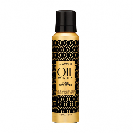 Matrix Oil Wonders Flash Blow Dry Oil 185 Ml | 884486183064