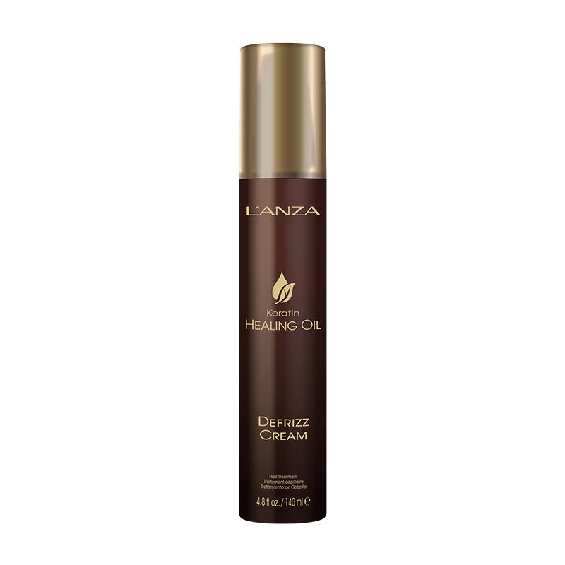 L'anza Keratin Healing Oil Defrizz Cream 140 ml | 654050260053