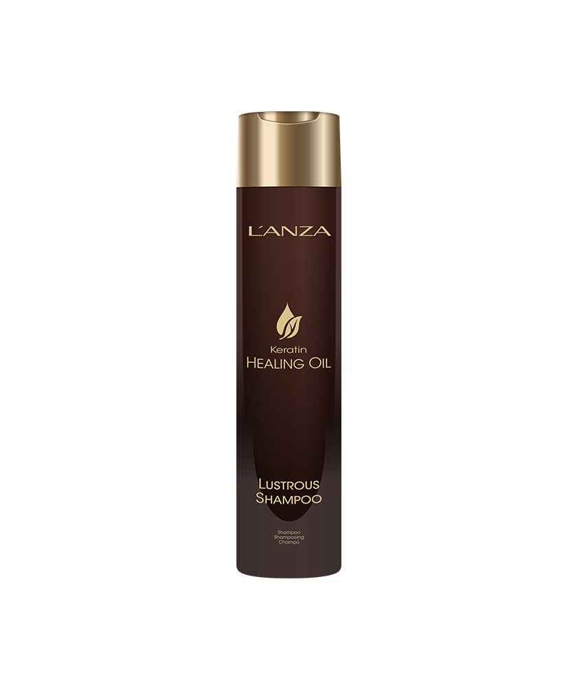 L'anza Keratin Healing Oil Silken Shampoo 300 ml | 654050230100