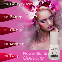 White Angel Flower Bomb Collectie 10 Ml   7424950688607