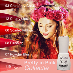 White Angel Pretty in Pink Collectie 10 Ml   7424925958957