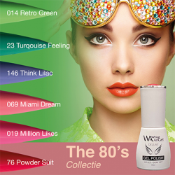 White Angel The 80s Collectie 10 Ml   7424925156148