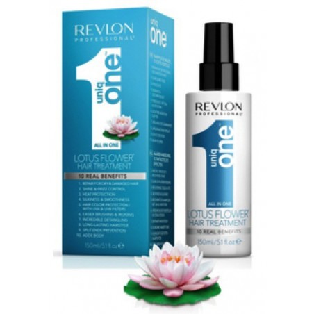 Uniq One Lotus Flower Hair Treatment 150 ml | 8432225076560
