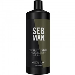 Sebastian                Seb Man The Multitasker 3-in-1 Shampoo                           1000 ml