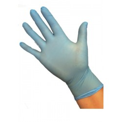 Avalanche Soft Nitrile Handschoenen Blauw M Omdoos 10 x 100 Stuks