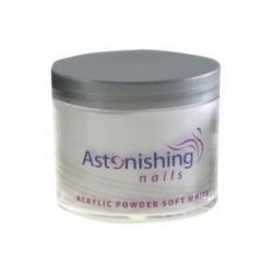 Astonishing Acrylic Powder Soft White 25 gr | 8717278610726
