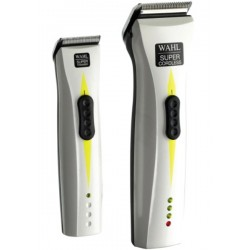 Wahl Super Taper Cordless Combipack
