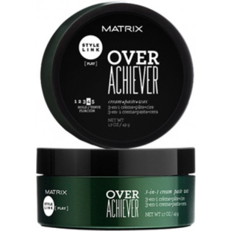 Matrix Biolage Style Link Over Achiever 3-In-1 Cream Paste Wax 49 Gr