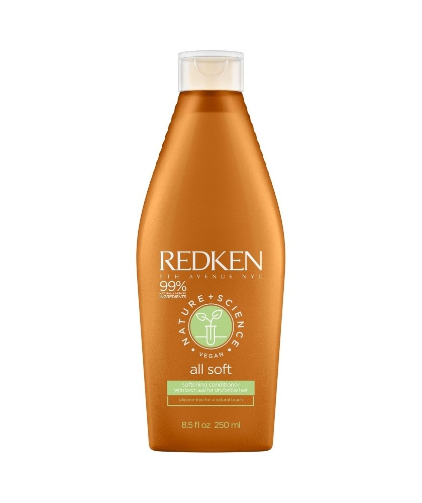 Redken Nature+ Science All Soft Conditioner 250 ml