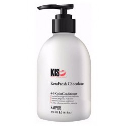 KIS KeraFresh Color Conditioner Chocolate 256 ml | 8717496442222
