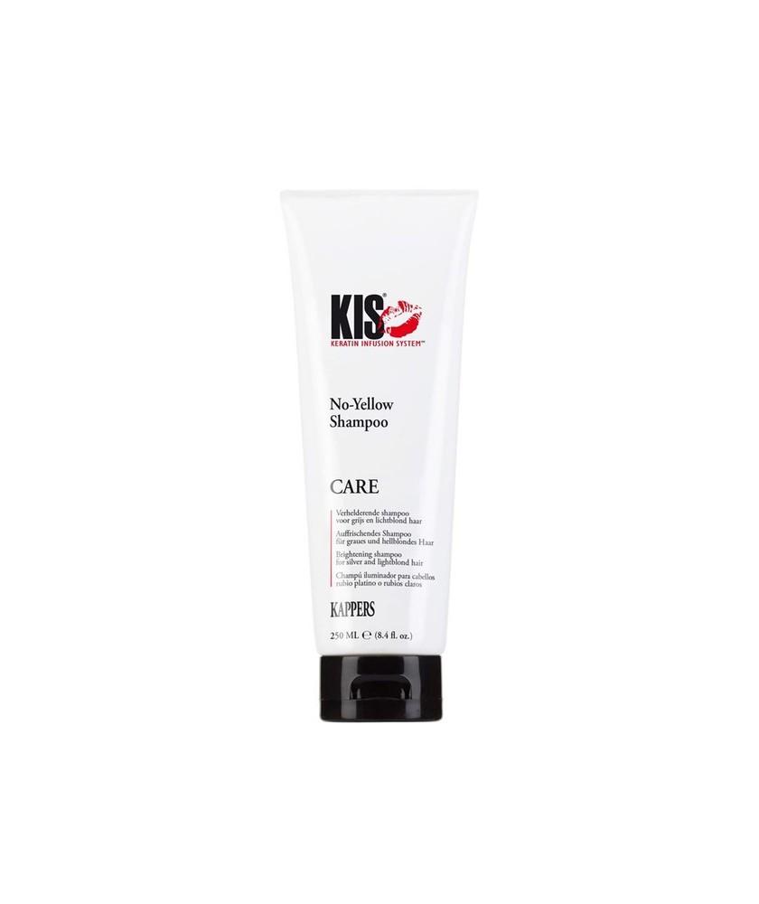KIS No-Yellow Shampoo 250 ml   8717496442444