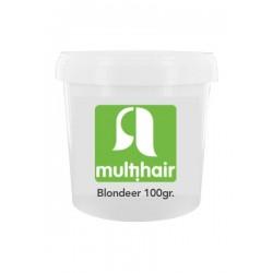 Multihair premium blondeer poeder 100 gr