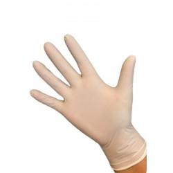 Abena Nitrile Handschoenen Clear L 100 Stuks
