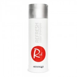 Artistique Refresh Color Shampoo RED 200 ml
