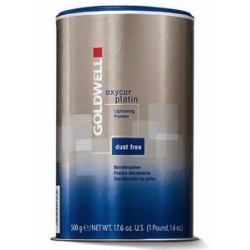 Goldwell oxycure platin dustfree 500gr