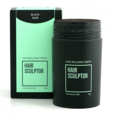 Sibel Hair Sculptor Building Fibers Zwart 25 gr