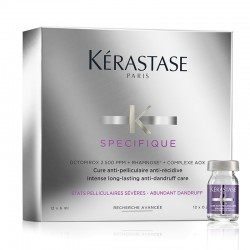 Kerastase Cure Antipelliculaire 12*6ML 12x6 ml