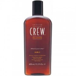 American Crew 3 in 1 Shampoo 450 ml