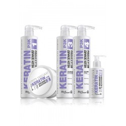 Helen Seward P3K keratin treatment set set