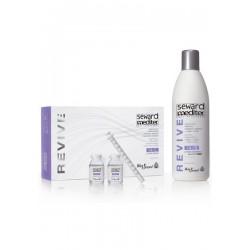 Helen Seward Revive lifting serum 14L en lifting shampoo 14S set