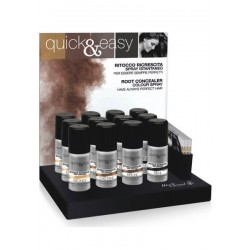 Helen Seward Quick and easy root concealer display 12x75ml