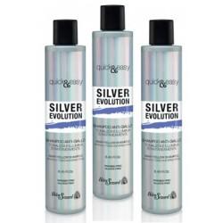 Helen Seward Quick and easy no yellow silver evolution shampoo display 12x250 ml