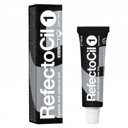 Refectocil Wimper & Wenkbrauw Verf Pure Black Nr. 1 15 ml