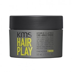 KMS Hair Play Hybrid Clay Wax 50 Ml | 4044897370811