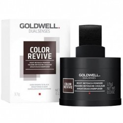 Goldwell Color Revive Root Retouch Powder Dark Brown To Black 3