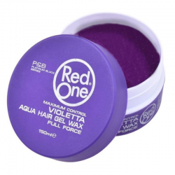 Red one Aqua Hair Wax Violetta 150 ml