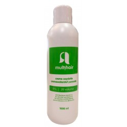 Multihair Waterstofperoxide 6 Procent 20VOL1000 ml