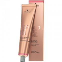 Schwarzkopf Blond Me Creative Pastel Toning 60 ml | 7424922544511