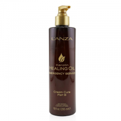 L'anza Keratin Healing Oil Cream Cure Part B 295 ml | 654050290104
