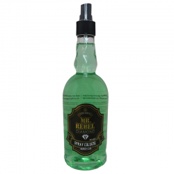 MR Rebel Spray Cologne Green 400 ml | 8696198101050
