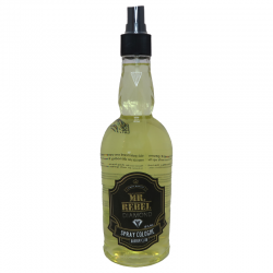 MR Rebel Spray Cologne Yellow 400 ml