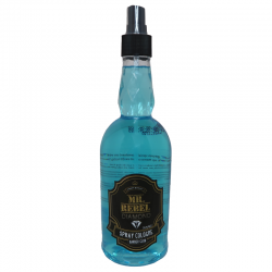 MR Rebel Spray Cologne Blue 400 ml | 8696198101036
