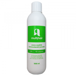 Multihair Waterstofperoxide 12 Procent 40VOL 1000 ml | 1234500000010
