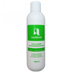 Multihair Waterstofperoxide 9 Procent 30VOL 1000 ml | 1234500000008