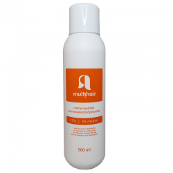 Multihair Waterstofperoxide 12 Procent 40VOL 500 ml | 1234500000009