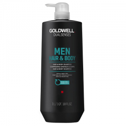 Goldwell For Men Hair & Body Shampoo 1000 ml | 4021609026556