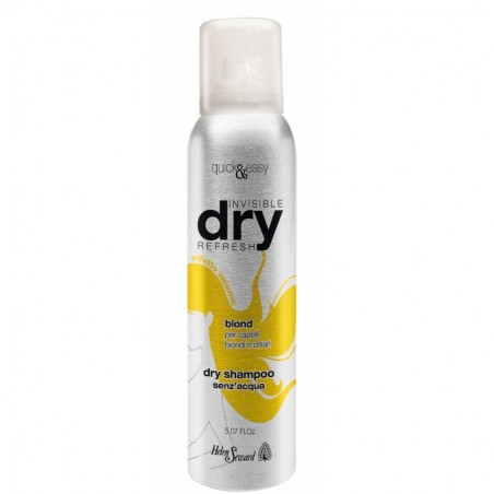 Quick and Easy Dry Refresh Shampoo